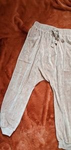 Free People Pants & Jumpsuits - NWOT Free People | In The Slick Of It Velour Pants